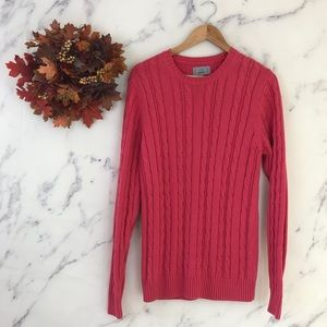 Marks & Spencer Cable Knit Sweater